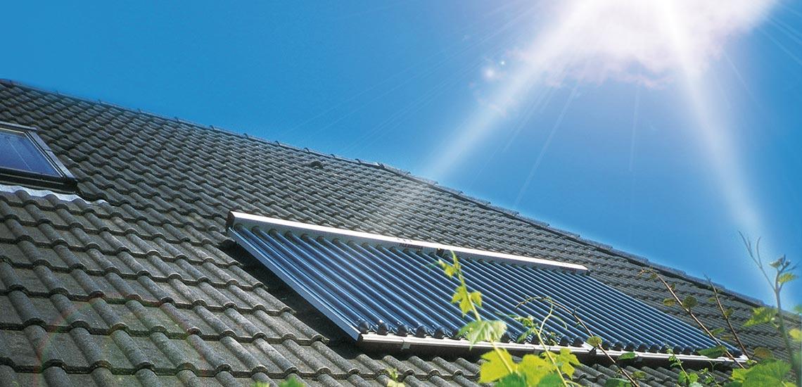 Solarwärme Heizung in Bad Camberg